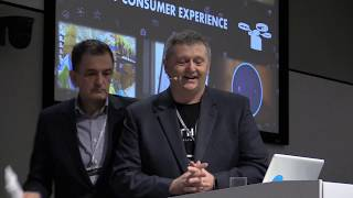 DESIGNING THE BRAVE NEW WORLD I THE FUTURE OF CONSUMER EXPERIENCE Pt. 1 I Digital Champions 2018
