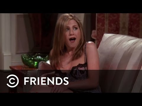 Rachel Green - Because She's Worth It | Friends Song