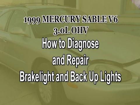 Brake Light / Backup Light Troubleshooting Pt 2 - Mystery Solved