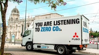 FUSO | New Canter E-CELL | Zero Emission Truck