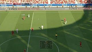 Pro Evolution Soccer 2014 - E3 2013 Gameplay