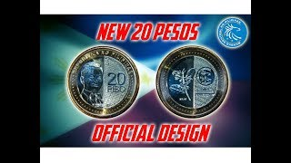 The new 20 piso NGC official design 2020