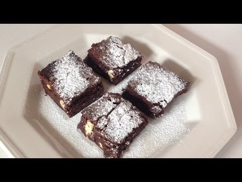 double-chocolate-chewy-brownies