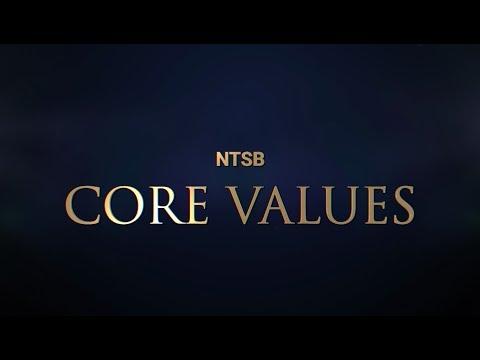 NTSB Core Values
