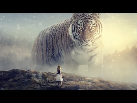 Big Tiger - Photoshop Manipulation Tutorial