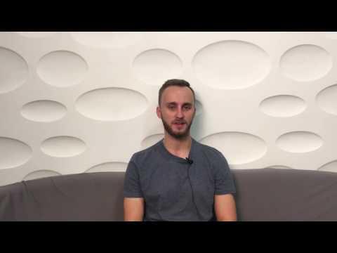 Łukasz - wykładowca full-stack w Coders Lab #uczprogramowania