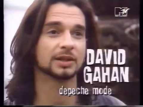 Depeche Mode: MTV interview 1993