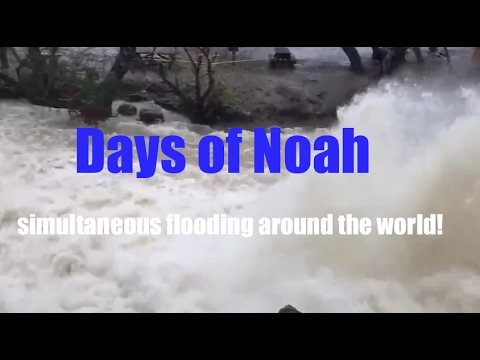 199 mph Winds Sierra Nevada | MAJOR Flooding Around the Globe | CA at Critical