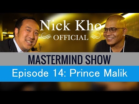 Prince Malik on the Entrepreneurial Mindset Essential to Versatility