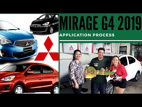 BAKIT NGA BA MAY ADDITIONAL CHARGE? HOW TO APPLY MITSUBISHI MIRAGE G4 2019 PROMO STORY car review