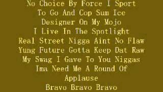Young Chris - Racks lyrics