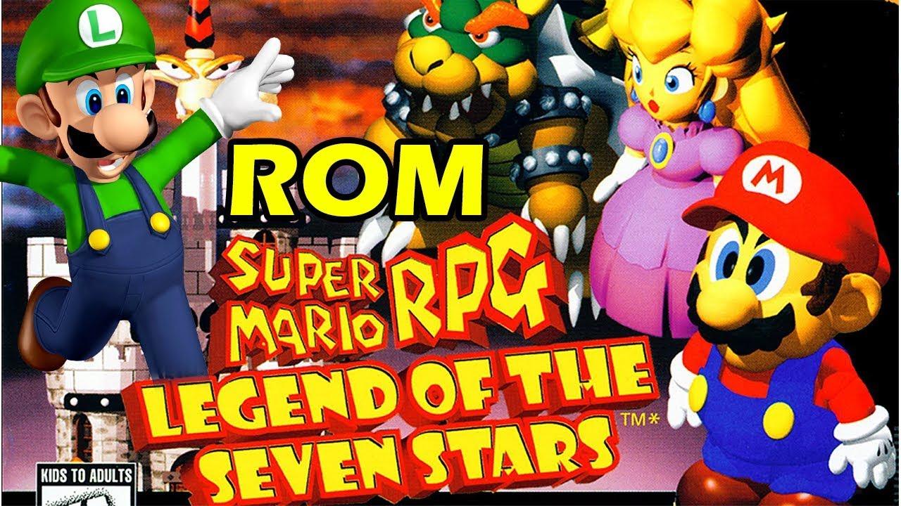 Super Mario RPG Rom - Download Mario RPG ROM for PC 2018