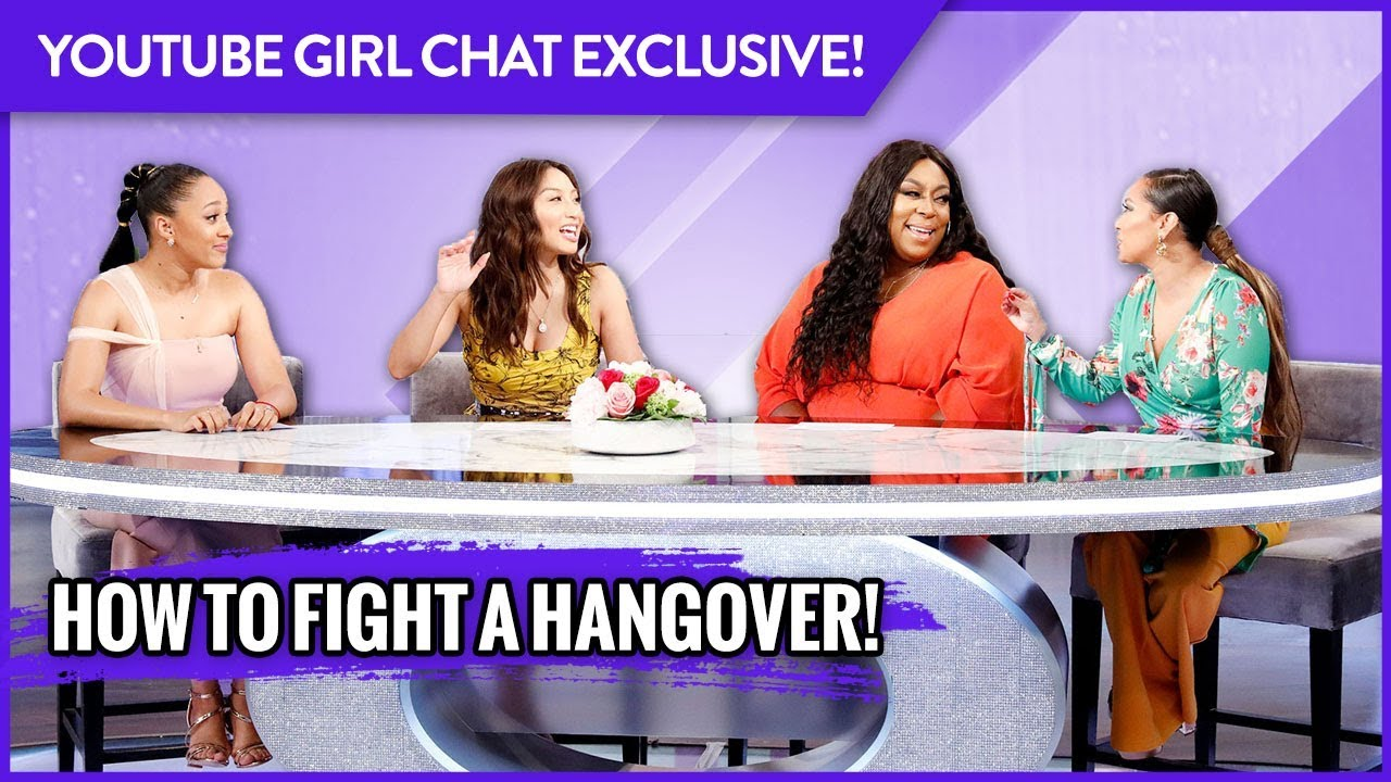 WEB EXCLUSIVE: How to Fight a Hangover!