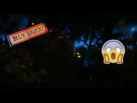 First-Timer's Reaction to Blue Bayou | Disneyland June 2017 Vacation Day 3, Part 2