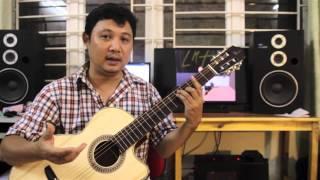 Học guitar đệm hát với Lê Hùng Phong:: Bài hợp âm chặn và di chuyển