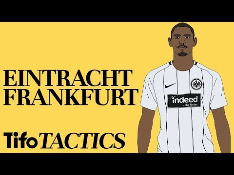 Eintracht Frankfurt Tactics (with real footage) | Bundesliga Promo