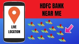 Hdfc Bank Near Me | Banks near me