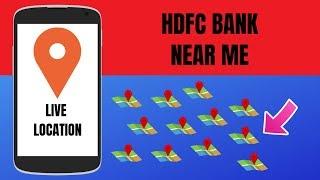 Hdfc Bank Near Me | Banks near me