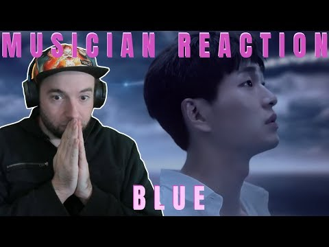MUSICIAN REACTS | ONEW 온유 'Blue' MV REACTION & REVIEW