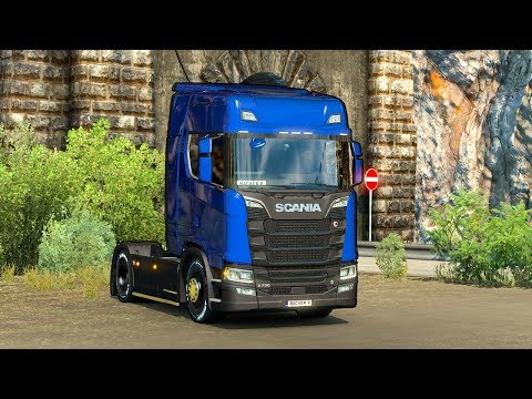 Euro Truck Simulator 2: Realistic Multiplayer Event Accidents, Traffic & More Idiots | #2