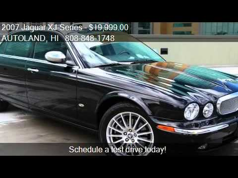 2007 jaguar xj for sale