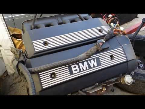 BMW M54 engine wire harness Diagram 525i 325i X5 530 330 Part 1 - YouTubeYouTube