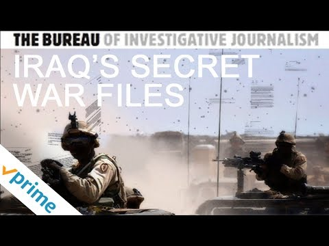 Iraq's Secret War Files | Trailer | Available Now