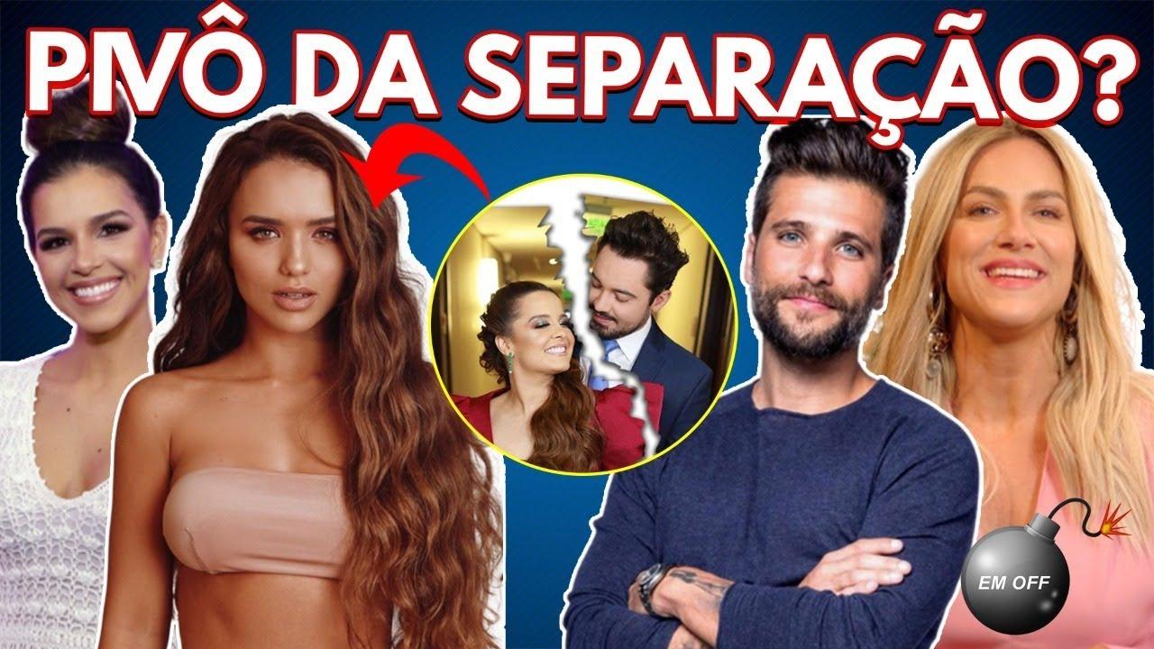 Rafa Kalimann no meio de Maiara e Fernando, Bruno e Gioh criticados, festa de Zé Felipe e + | Em Off