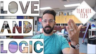 Teacher tips- How I use Skills from the Love and Logic Institute in my classroom