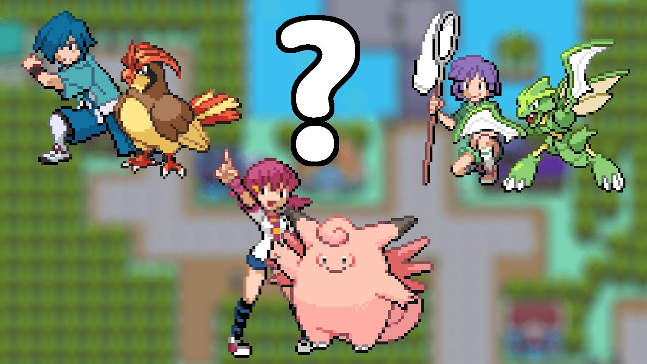 Why did Gen 2 Gym Leaders Have NO Johto Pokemon?