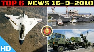 Indian Defence Updates : Tejas MK2 development,INS Vikrant Delayed,DRDO's QR System by 2020