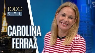 Baixar Entrevista com Carolina Ferraz - Todo Seu (03/05/18)