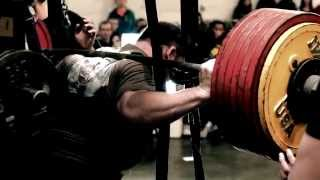 Chris Duffin | 2039lbs at 220 raw | 860lbs all-time squat world record | mini-documentary