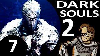 Let's Play Dark Souls 2 Part 7 - Fire Longsword, Ring of Restoration, Drangleic Armor Set (Cleric)