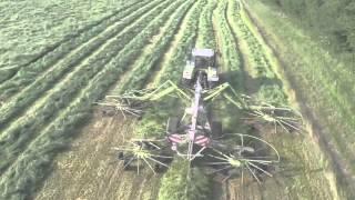 Westover Farm Contracting Mid Season 2015