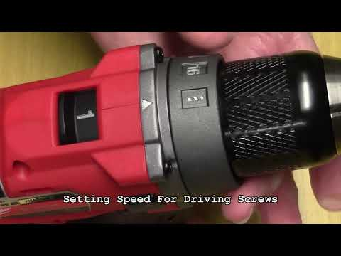 Milwaukee M12 Drill/Driver, Cordless, Lithium Ion Battery, Model 2503