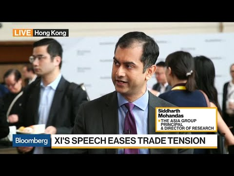 The Asia Group's Mohandas on U.S.-China Relations, North Korea