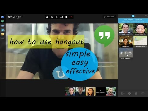How To Add Hangout As An Extension For Google Chrome Windows Pc