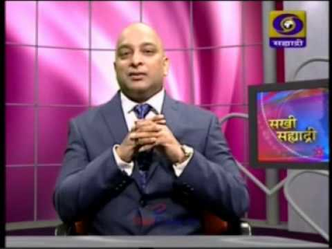 Adv  Prashant Mali talking on Hacking & Cyber Law on Doordarshan