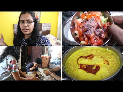 friday-lazy-morning-to-saturday-night-*-mint-masala-kadi-*-yummy-&-simple-dinner- -indian-vlogger