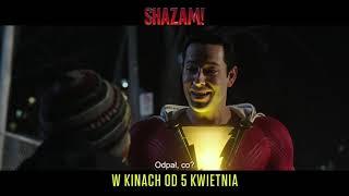 Shazam! - spot Leap 15s PL