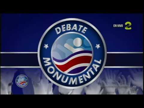 Debate Monumental con candidatos a la Presidencia de Costa Rica @Noticias Monumental 29 01 2018
