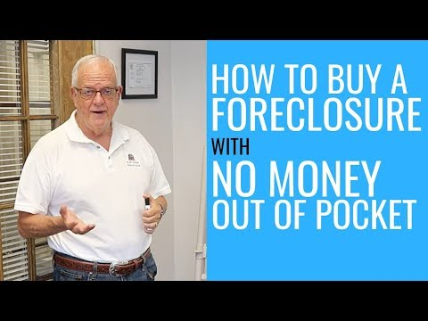 How To Buy A Foreclosure With Cash | Financing Foreclosures