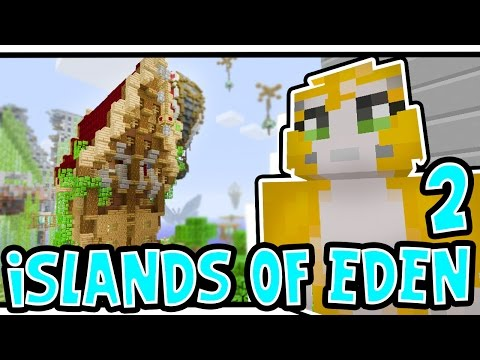 Minecraft Xbox - ISLANDS OF EDEN 2! - Welcome Home! [1]