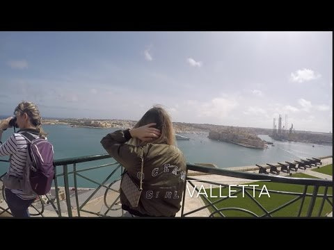 MALTA TRAVEL DIARY ✈ WEEKEND ✈  FLASHING DIARIES