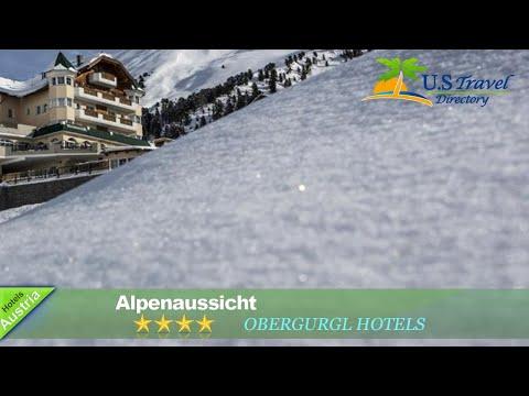 Alpenaussicht - Obergurgl Hotels, Austria