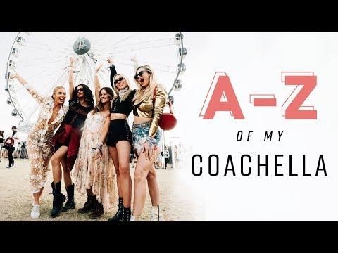 A-Z of Shay's Coachella 2018! | Shay Mitchell