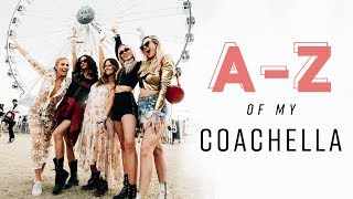 A-Z of Shay's Coachella 2018! | Shay Mitchell