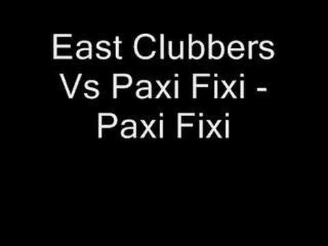 East Clubbers vs Paxi Fixi - Paxi Fixi