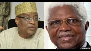 What I know about late Alex Ekwueme - Babangida